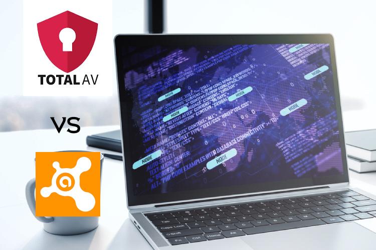 Total AV vs Avast Software Antivirus Comparison.